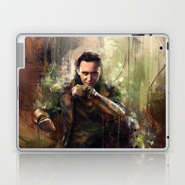 The Silver Tongue Laptop & iPad Skin