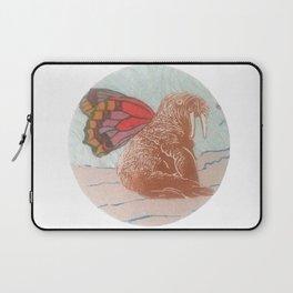 Winged Walrus Laptop Sleeve
