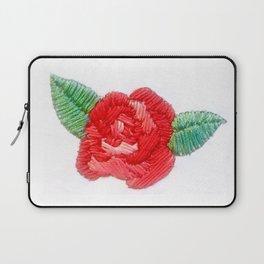 Rose Red Laptop Sleeve