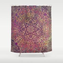 Magic 10 #mandala #magic Shower Curtain