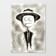 Pete Doherty Canvas Print