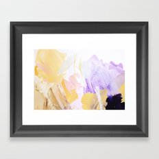 Palette No. Thirty One Framed Art Print
