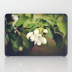 spring blossom. iPad Case