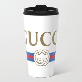 GucciLogo Travel Mug