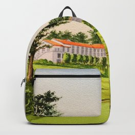 The Olympic Golf Course 18th Hole Backpack