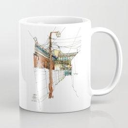 vintage city Coffee Mug
