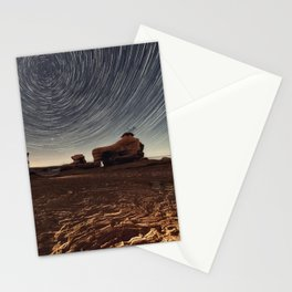 The Erosion of the Stars Stationery Cards