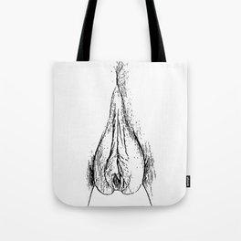 Vagina 2 Tote Bag