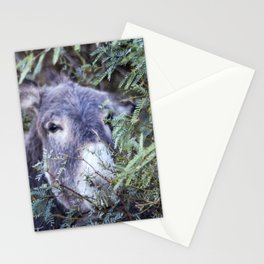 Having Lunch In The Trees Stationery Cards