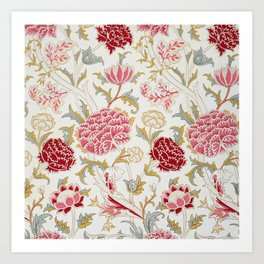 "William Morris ""Cray"" 3. Art Print"