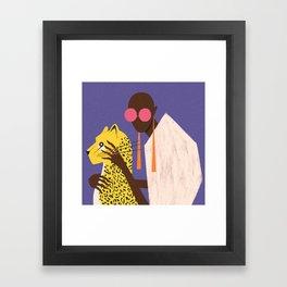Pintosa Framed Art Print