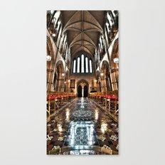 Christ Church Cathedral HDR Dublin Canvas Print