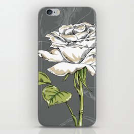 Modern Botanical iPhone Skin