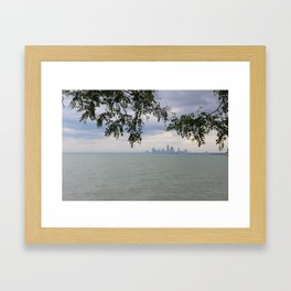 CLE Framed Art Print