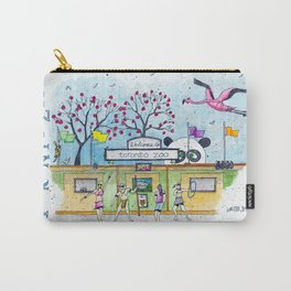 Toronto Zoo Carry-All Pouch