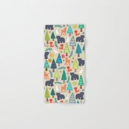 summer woodland Hand & Bath Towel
