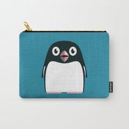 Adélie Penguin Carry-All Pouch