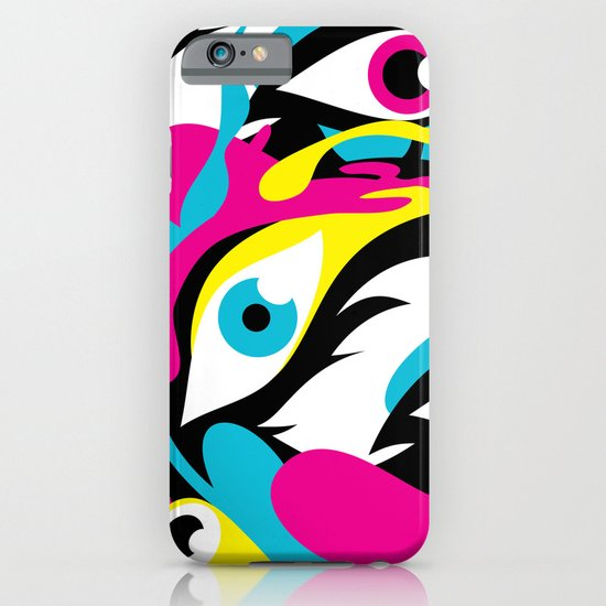 See 'em, Yikesss iPhone & iPod Case