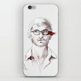 Will Graham - NBC's Hannibal iPhone Skin