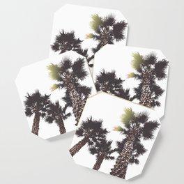 Vintage California Palms Coaster