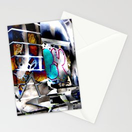 Bowery Graffiti Stationery Cards