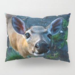 Key Deer Pillow Sham