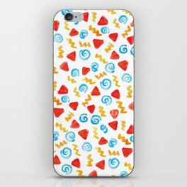 Swirl Pattern! iPhone Skin