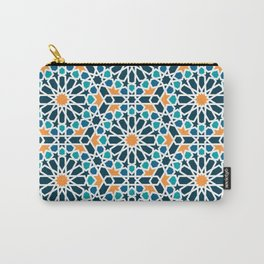 Tile of the Alhambra Carry-All Pouch