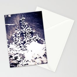 Ivy & Weeds on the Wall Stationery Cards