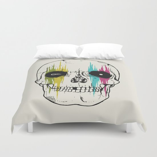 It All Ends Duvet Cover
