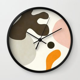 Communication Wall Clock