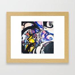 BRAVA 1 Framed Art Print