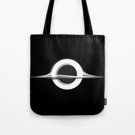 Interstellar gargantua Tote Bag