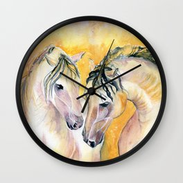 Forever Friend Wall Clock