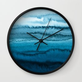 WITHIN THE TIDES - CALYPSO Wall Clock