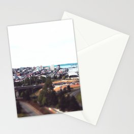 Grit City Stationery Cards