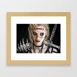 Unshaken Framed Art Print