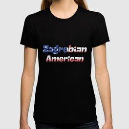Zagrebian American T-shirt