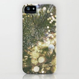 Rainshine iPhone Case
