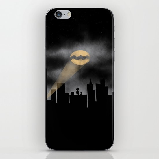 Calling Out iPhone & iPod Skin