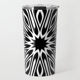 Black and White | Leyana series 3 Travel Mug