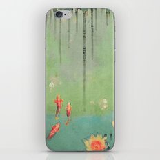 Koi Dreams iPhone & iPod Skin