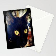 Glorified Housecat Stationery Cards