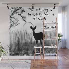 Total Freedom Wall Mural