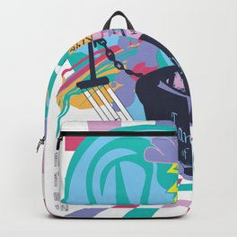 POOL_AL_7 Backpack