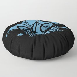 Trailhunters Floor Pillow