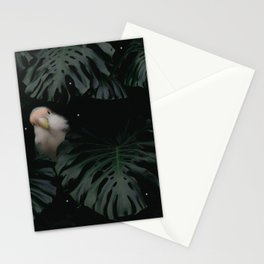 Little Lovebird Hiding Stationery Cards