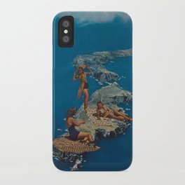Channel Island living iPhone Case