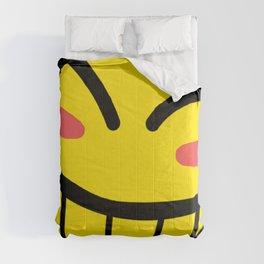 Cowboy Bebop - Hacker Smile Comforters