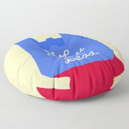 SHOP TIL YOU DROP DEAD Floor Pillow